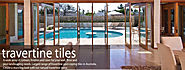 3 solid reasons to go with Travertine Pavers for your swimming pool