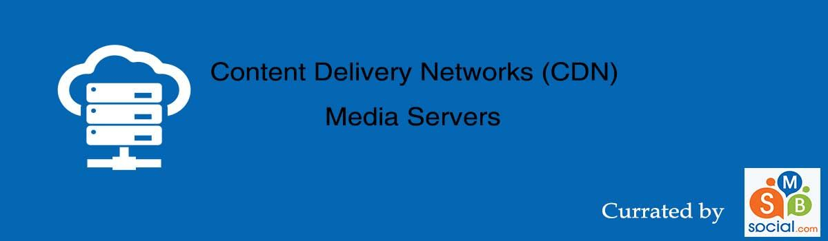 Headline for Media Servers - Professional Streaming Services - CDN's