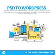 Your reliable web design company to convert PSD to WordPress theme! | WordPrax Blog | WordPress Development Services