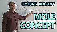 Chemistry | Mole Concept | Limiting Reagent | NEET Crash Course | by Ankit Sir
