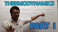 Physics | Thermodynamics | Part 1 | Crash Course Crack NEET | by Dheeraj Sir