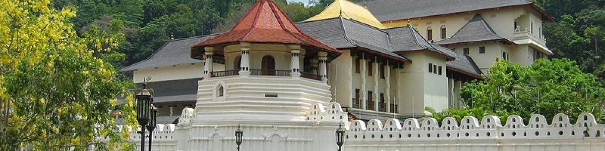 Headline for List of places to visit in Kandy – The Legendary Hill Capital