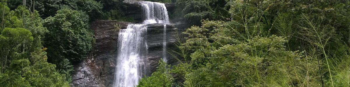 Headline for Waterfalls in Nuwara Eliya – Mother Nature's most fascinating creations