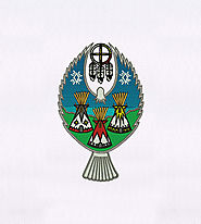 Eagle Centric Native American Tents Embroidery Design | EMBMall