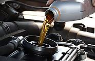DIFFERENT TYPES OF OIL AND WHEN TO CHANGE THEM