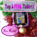 Groovy Pink Tablets For Kids