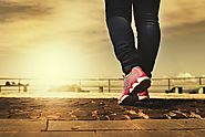 Walking for Stress Relief - 6 Reasons To Get Your Stroll On -