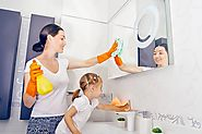 House Cleaning Tips for Busy Moms – 20 Tips for Moms Who Don't Have Time -