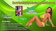 How to Treat Frigidity in Females, Any Herbal Treatment?