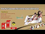 Herbal Male Enhancement Pills to Increase Stamina in Bed Naturally