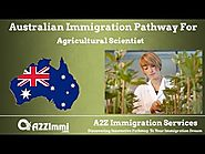 Australia Immigration For Agricultural Scientist