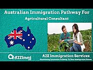 Australia Immigration For Agricultural Consultant