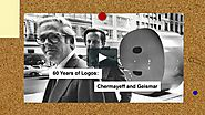 60 Years of Logos: Chermayeff and Geismar on Vimeo