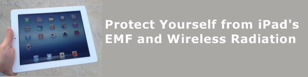 Headline for EMF Protection for iPad