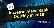 How To Improve Alexa Ranking Of Your Website  - $11.00 USD Listing ID: 218572