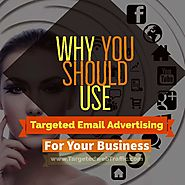 Targeted Email Marketing | Email Ads  - $25.00 USD Listing ID: 218574