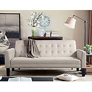 RoseveraHome Arianna Convertible Sleeper Sofa & Reviews | Wayfair