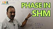 NEET Physics | Phase in SHM | Crash Course Crack NEET | By Satyender Tripathi Sir