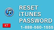 How To Change your Apple iTunes Password ?