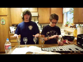 Blue Jay Way-The Beatles (wine glasses cover)