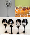 Beatles Wine Glasses and More