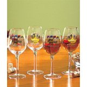 Beatles Wine Glasses and More on Bag the Web
