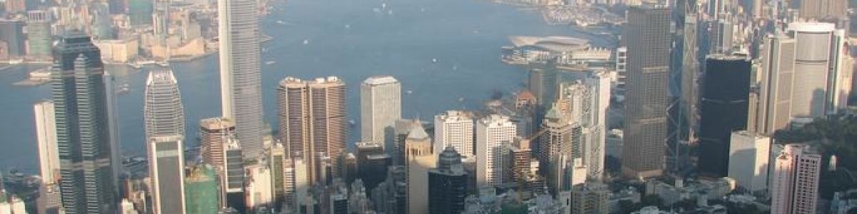 Headline for Top 5 things to do in Hong Kong – The Skyscraper Studded Financial Hub of Hong Kong