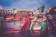 5 Offbeat Ideas for a Wedding Venue in India