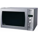 "Panasonic NN-CD989S Genius ""Prestige"" 1.5 cuft 1100-Watt Sensor Convection Microwave with Inverter Technology, Full S..."