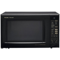 Sharp R-930AK 1-1/2-Cubic Feet 900-Watt Convection Microwave, Black : Amazon.com : Kitchen & Dining