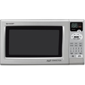 Sharp Double Grill Convection Countertop Microwave Stainless Steel