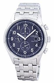 Citizen Chandler Eco-Drive Chronograph Analog CA0620-59H Men's Watch – Timepiecestowatches.com