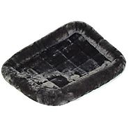 Deluxe Ultra-Soft Bolster Pad for Pet Rover - Gray – HPZ™ PET ROVER™