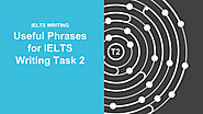 Eight Useful Phrases for IELTS Writing Task 2 | IELTS Podcast