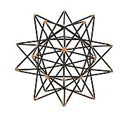 "Deco 79 95243 Trendy Metal Wire Star Décor, 7"" W x 7"" H 