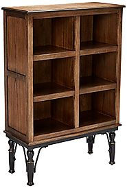Ashley Furniture Signature Design - Tripton Dining Room Server - 6 Storage Cubbies - Vintage Casual - Medium Brown | ...