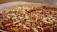 Maggi noodle pizza | how to make cheesy maggi pizza | no bake