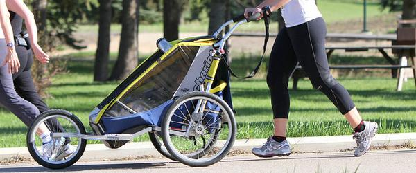 Headline for Top 10 Rated Jogging Strollers 2014