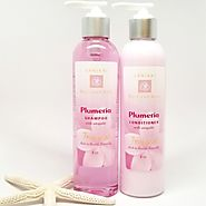 What are Plumeria Shampoo's Health Benefits?