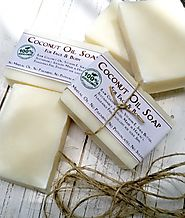 Beauty Benefits Of Organic Coconut Oil Soap