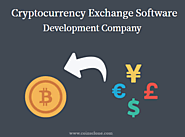 Cryptocurrency Exchange Development Company | Cryptocurrency Exchange Software Development Company | Cryptocurrency E...