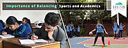 Balancing Sports, Academics Together | Khaitan Public School