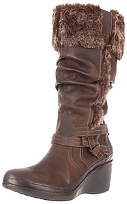 Clarks Women's Artisan Saddle Ride Knee-High Boot