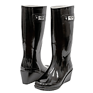 Womens Knee High Waterproof Snow Boots