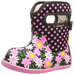 Bogs Daisy Dot Waterproof Boot (Toddler)