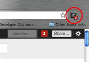 Notification Count for Google Plus™