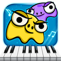 Piano Dust Buster 2 - Song Game - Play Classical, Pop Songs, Holiday Carols, Movie Themes and more, on your Piano!