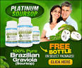 Platinum Soursop Graviola Supplement