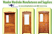 Tamilnadu's No.1 Wooden Wardrobe Manufacturers and Suppliers – Almighty Doors